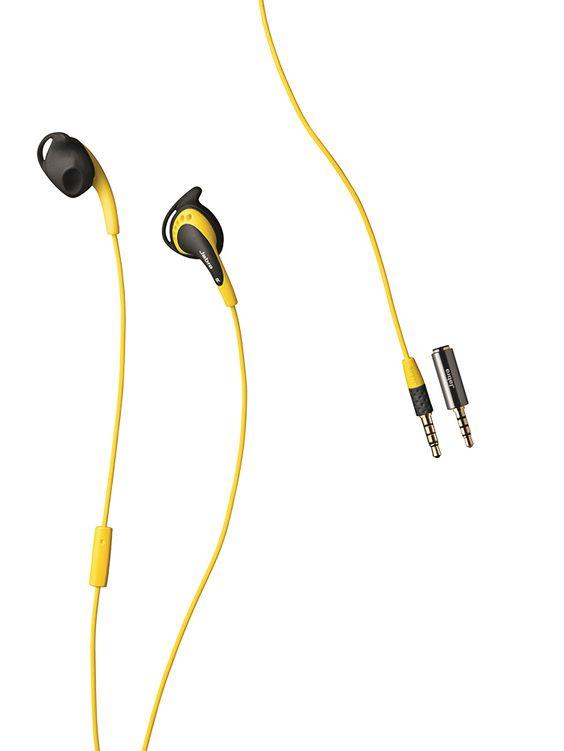 [CATALOGUE PRINTEMPS 2015] Jabra ACTIVE: Un Casque Audio spécialement conçu pour les plus actifs d'entre nous qui nous permet d'écouter de la musique et prendre des appels en son stéréo. Kit piéton filaire dédié au Sport. Micro intégré, 3 types d'embouts. Résistant à l'humidité (Norme IPx2). Compatible tout périphérique, connection Jack 3.5mm. RÉF. 100-55230004-60 (NOIR) - RÉF. 100-55230005-60 (BLANC) - RÉF. 100-55230006-60 (JAUNE) http://www.exertisbanquemagnetique.fr/info-marque/jabra