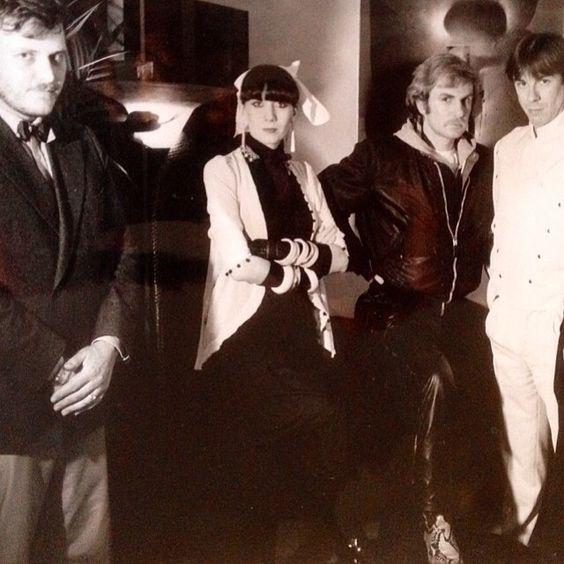 1978 - J.C. De Castelbajac, Chantal Thomas, Montana et Mugler. The Icons of the 70's and 80's!
