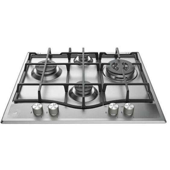 4 Burners Built In Stainless Steel