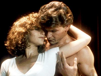 dirty dancing...only the best movie of all time ... RIP Patrick :(