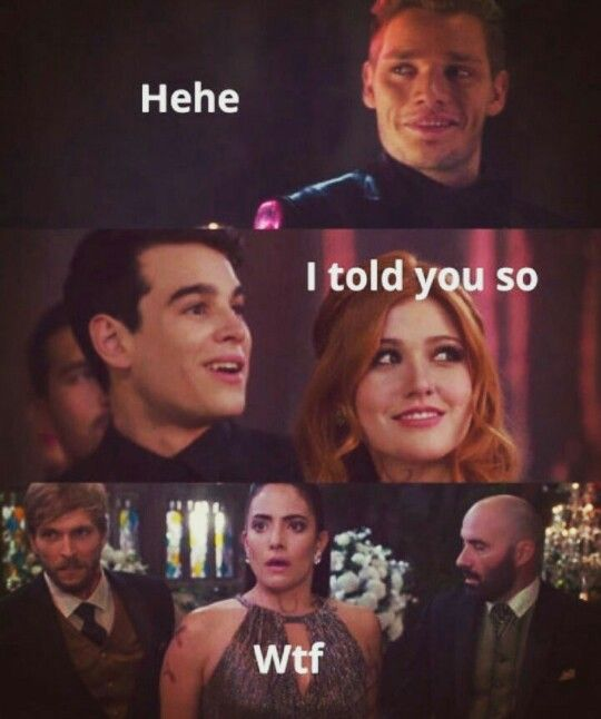 Malec kiss reactions
