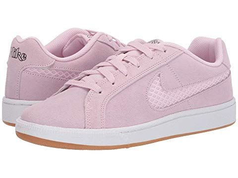 nike court royale suede rosa