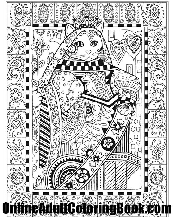 Our Latest Free Adult Coloring Page Visit Us At Online Book To