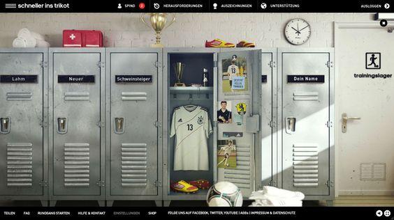 Stinkdigital - Adidas - Schneller Ins Trikot