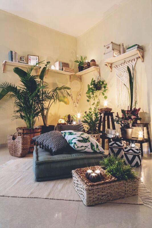 10 Simple Steps To Creating Your Own Meditation Corner At Home Home Yoga Room Meditation Room Decor Zen Home Decor