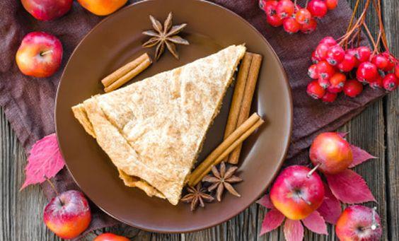 Torta di mele speziata alla cannella   I dolcetti di Paola