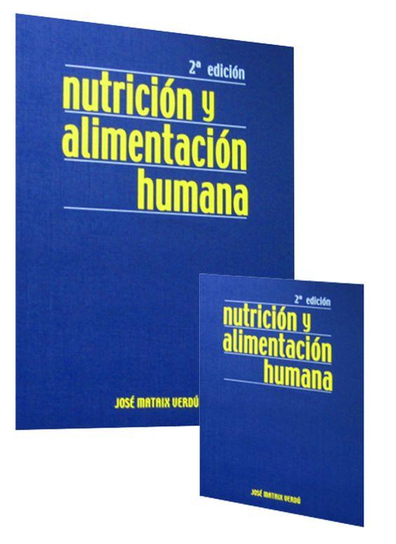 Mataix. Nutrición y alimentación humana
