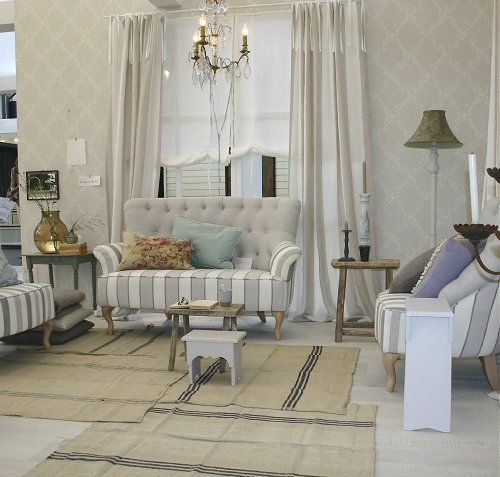 French Farm House Interior Decoration: Country Lifestyle & Brocante ...