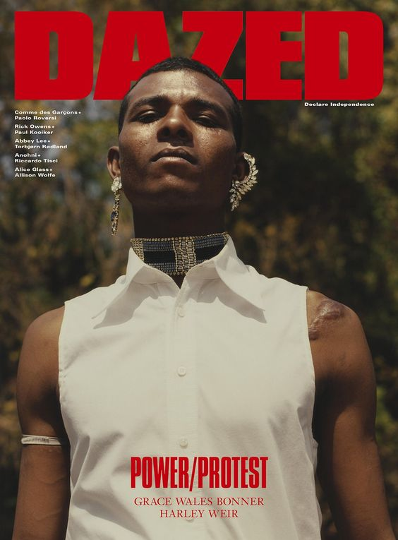 #Dazed has become a trusted spring of confidential information and is credited with motivating trends just as often as identifying them.