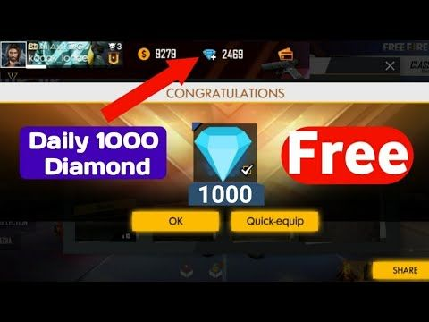 How To Get Free Diamond In Free Fire Get Free Unlimited Diamond 100 Working Trick Yo Free Fire Unlimited Diamonds Free Diamonds In Free Fire Free Fire