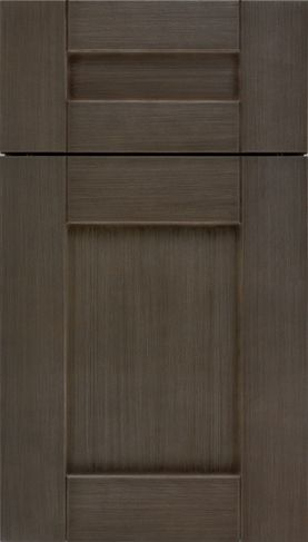 Pearson Cabinet Door Style - Shaker-Inspired V-Groove Cabinetry ...