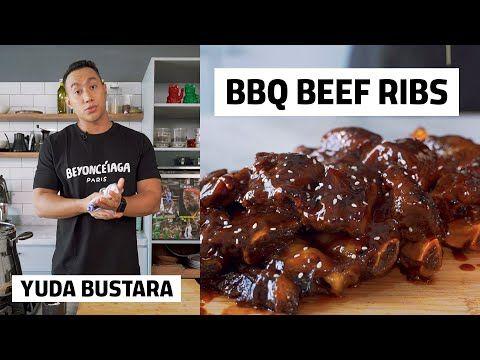 Resep Bbq Beef Ribs Ft Yuda Bustara Kitchen Take Over Youtube Rebusan Resep Paprika