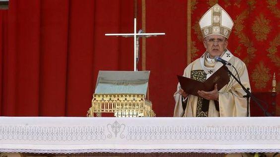 El Papa Francisco nombra cardenal al arzobispo de Madrid Carlos Osoro