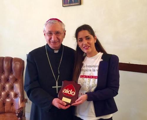 Puglia: A Taranto Chiesa e AIDO insieme per la donazione di organi - Prezzi e Sconti