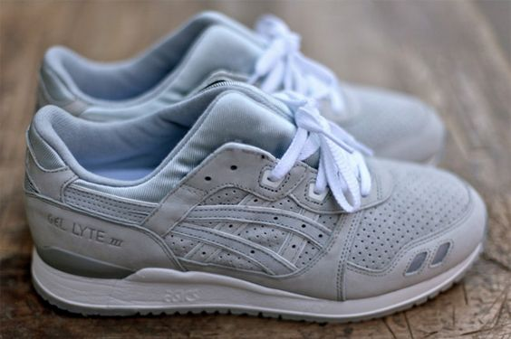 Asics addict Ronnie Fieg is at it again, this time repping for the good people over at Nice Kicks. Already having put their name to a Gel Lyte III, Nice Kicks are set to reload …
