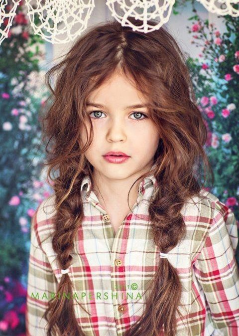 Magnificent Braided Hairstyles For Kids Messy Braided Hairstyles And Short Hairstyles Gunalazisus