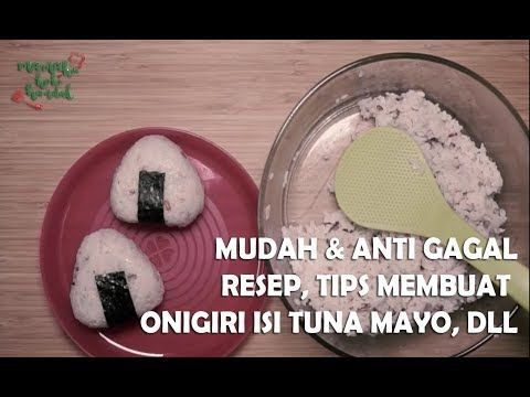 Youtube Bento Nasi Tips