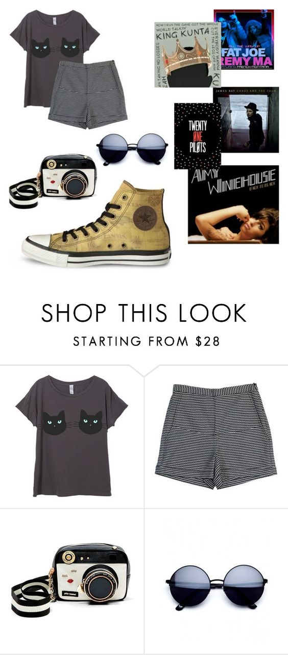 """Untitled-ish"" by rozelynn on Polyvore featuring Rachel Comey, Betsey Johnson and Summerplaylist"