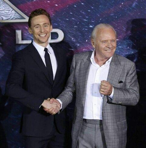 Tom & Anthony