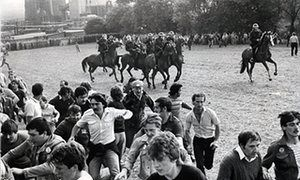 The Guardian: During the miners' strike, Thatcher's secret state was the real enemy within