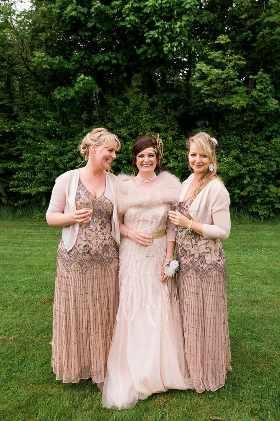 Lucy and Rob's A Midsummer Night's Dream Meets The Great Gatsby Wedding by…