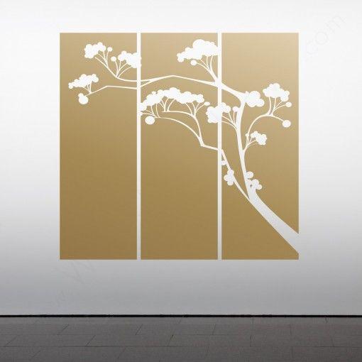 Popsicle Tree Panel