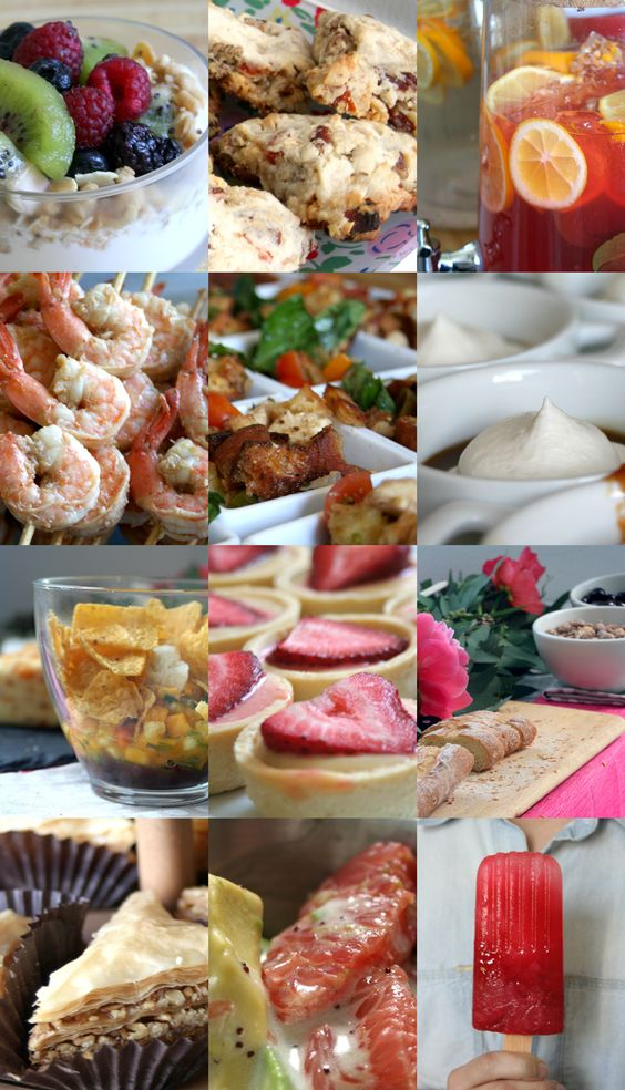 Open house be ready and fun things on pinterest for Housewarming party food menu