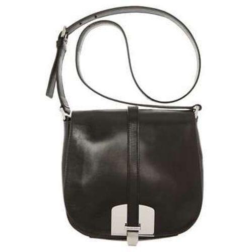 Michael Kors Tilda Saddle Bag Crossbody - Black  #MichaelKors #Unspecified