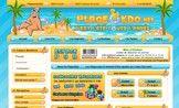 Plageokdo, un site de jeux de grattages encore une fois pour acquérir des cadeaux chez sois et gratuitement. #crocastuce #plageokdo #grattage