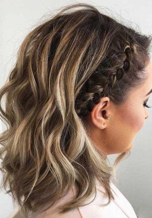 Hairstyles For Medium Length Hair Casual Ideas Short Hair Styles Easy Short Hair Haircuts Short Hair Pictures