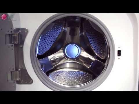 Lg Washer Utilizing Steam Cycle Youtube Ge Washer And Dryer Lg Washer Washer
