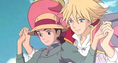 Howl S Moving Castle 2004 Animation Screencaps In 2020 Howl And Sophie Studio Ghibli Art Howls Moving Castle