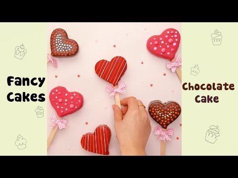 Heart Chocolate Dessert Youtube In 2021 Chocolate Desserts Chocolate Desserts