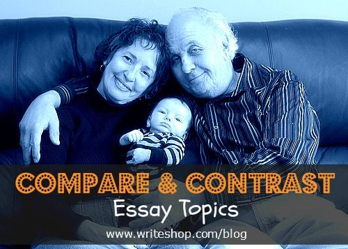 Compare and contrast essays about siblings ecard
