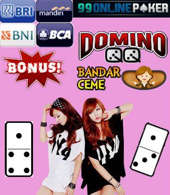 Domino Online : 99onlinepoker kali ini memberikan cara jitu menjadi juragan di dalam permainan Domino Online yang cukup banyak di minati oleh para pemain judi online indonesia  http://99onlinepoker.net/menjadi-juragan-di-dalam-permainan-domino-online