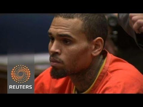 A day of reckoning for Chris Brown