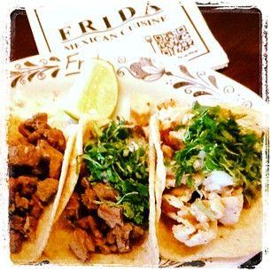 Frida! Tacos at Frida Mexican Cuisine at The Americana at Brand