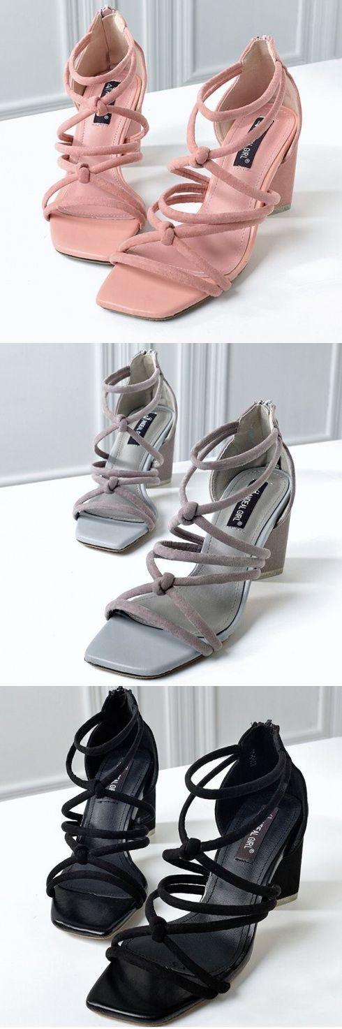 Cream Wedding Trainers Slip Resistant Womans Print High Heels Sandles Club Lifts…