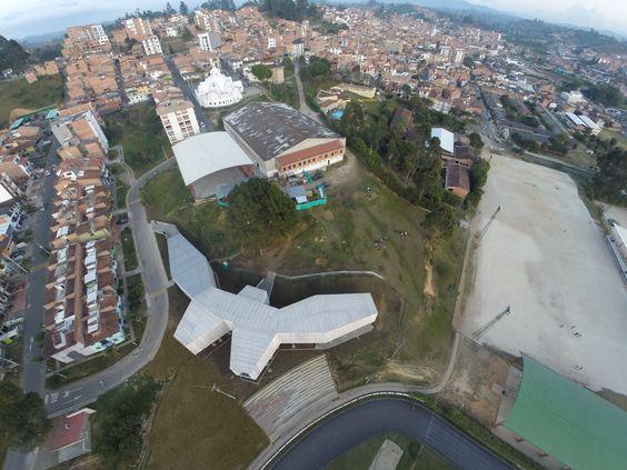 Marinilla Educational Park, Colombia / El Equipo de Mazzanti