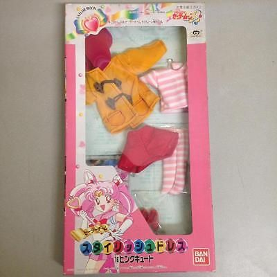 Sailor-Moon-CASUAL-DRESS-SHOES-for-Chibi-moon-figure-doll-CLOTHES-ANIME-JAPAN