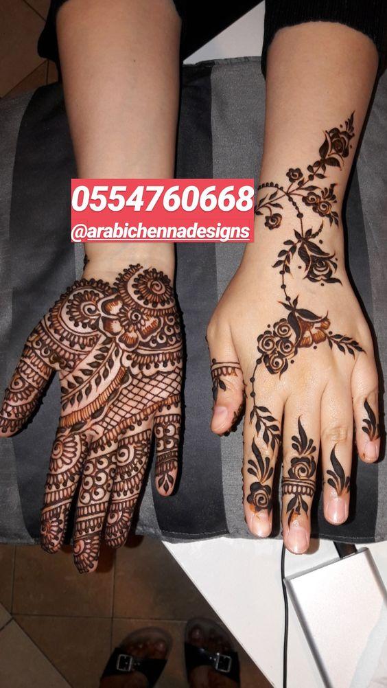 I M Working As A Freelance Henna Artist In Dubai Since A Long Time I Am A Self Made Henna Artist I Know I Henna Leg Tattoo Henna Designs Indian Henna