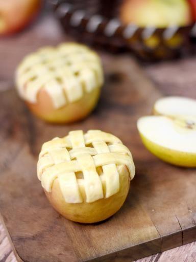 Tarte aux pommes revisitée - Recette de cuisine Marmiton : une recette