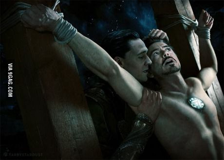"Robert Downey Jr just posted this onto Facebook, titling ""Why you should not Google yourself"""