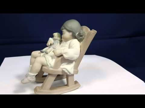 """Lladro Collectable """"Naptime"""" # 5448 - YouTube #ReliablePawnShop #ReliablePawnStars #SimiValley"""