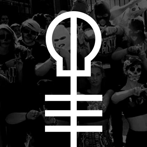 Twenty One Pilots Skeleton Clique New Symbol Twitter