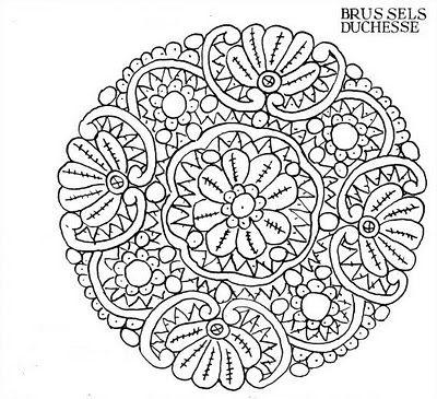Duchess Point Pattern