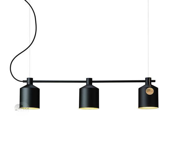Silo Trio Light Pendant Track Lighting