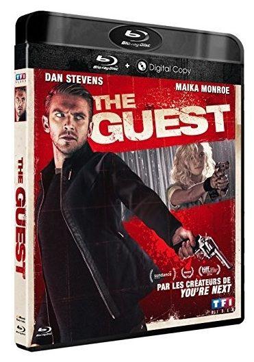 Critique de The Guest de Adam Wingard, disponible directement en DVD/BR le 18 novembre 2015 via TF1 Vidéo