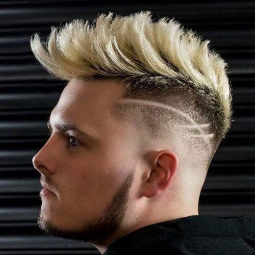 37 Cool Haircut Designs For Men 2020 Update In 2020 Haircut Designs Haircut Designs For Men Fade Haircut Designs