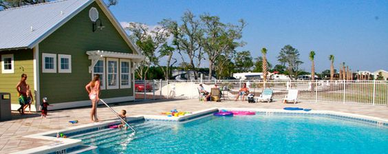 St Rosa Rv Resort Is An Exclusive Rv Park On Florida S